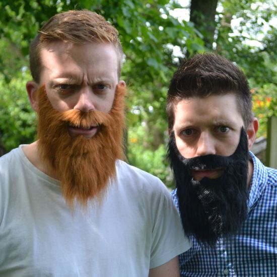 Comment avoir une barbe hipster ?