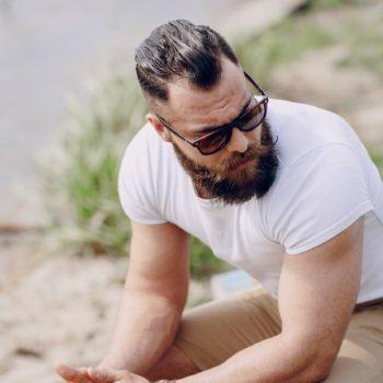 Protéger sa barbe d'été