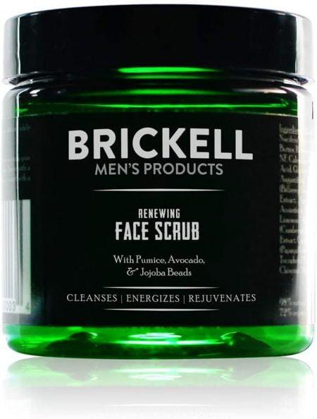 Gommage visage Brickell