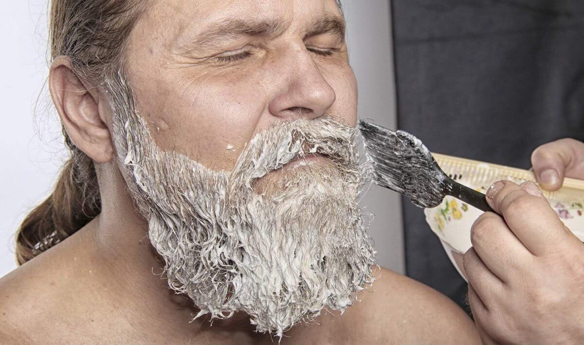 Comment Colorer votre Barbe