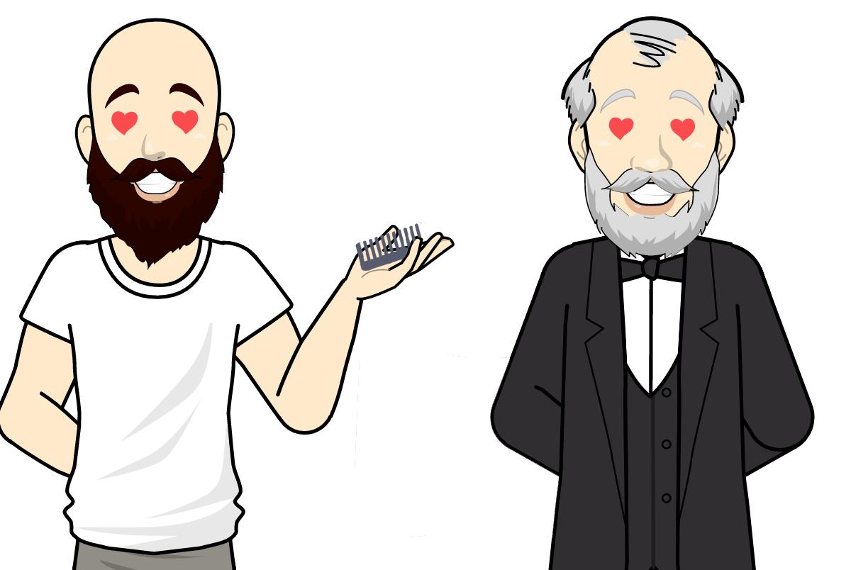 5 peignes à barbe à ne pas rater