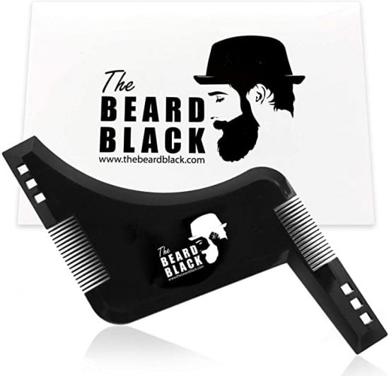 The Beard Black