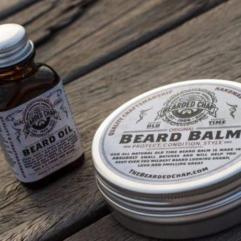 Baume et huile à barbe : quelles différences ?