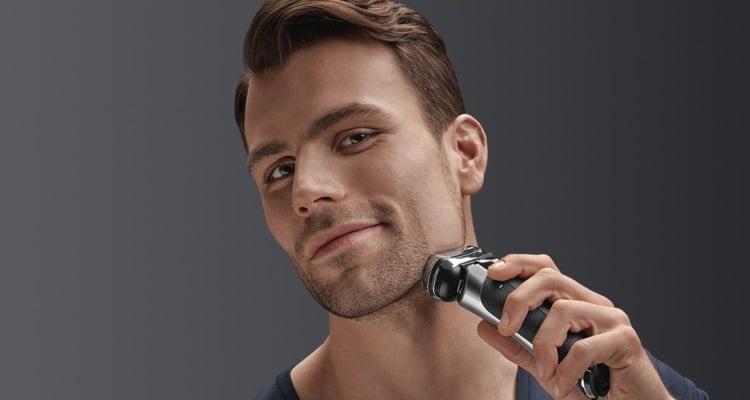 ne faut-il pas se raser à sec avec un rasoir manuel