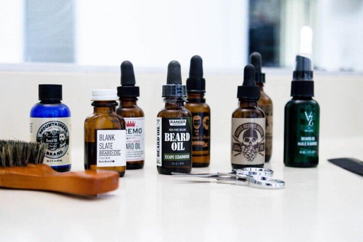 Est-ce que l'huile à barbe fonctionne ?