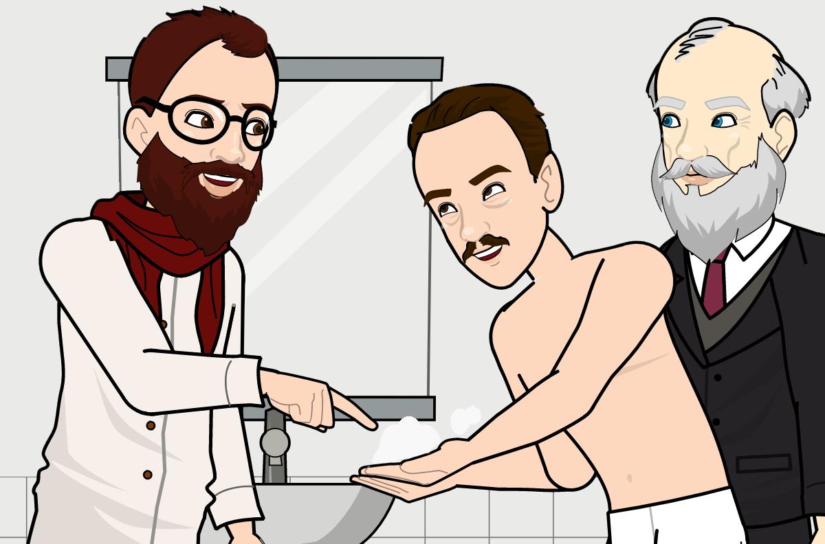 3 raisons de choisir la crème de rasage quand on débute