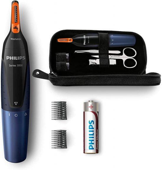 Tondeuse nez et oreilles Philips NT5180/15 Série 5000