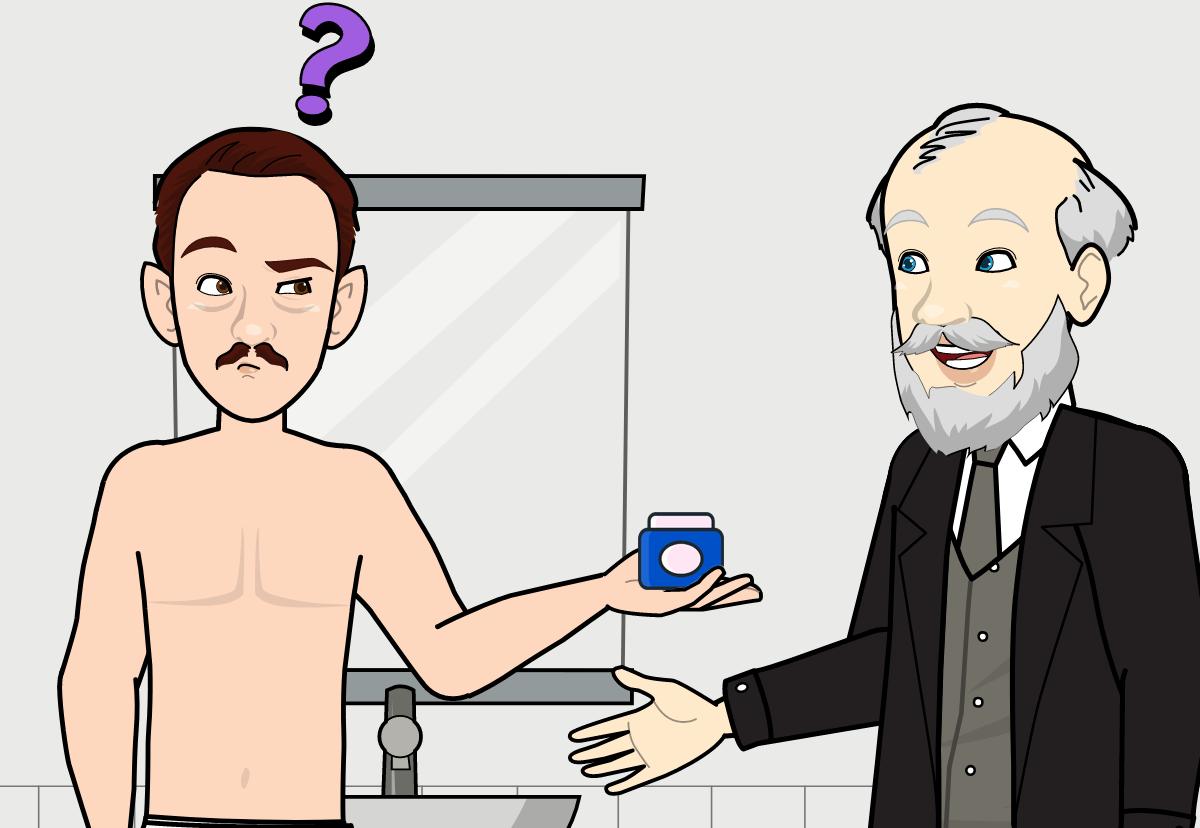 choisir votre crème dépilatoire pour homme