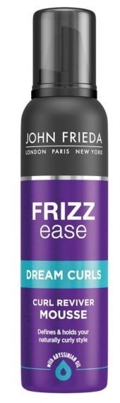 Mousse coiffante John Frieda