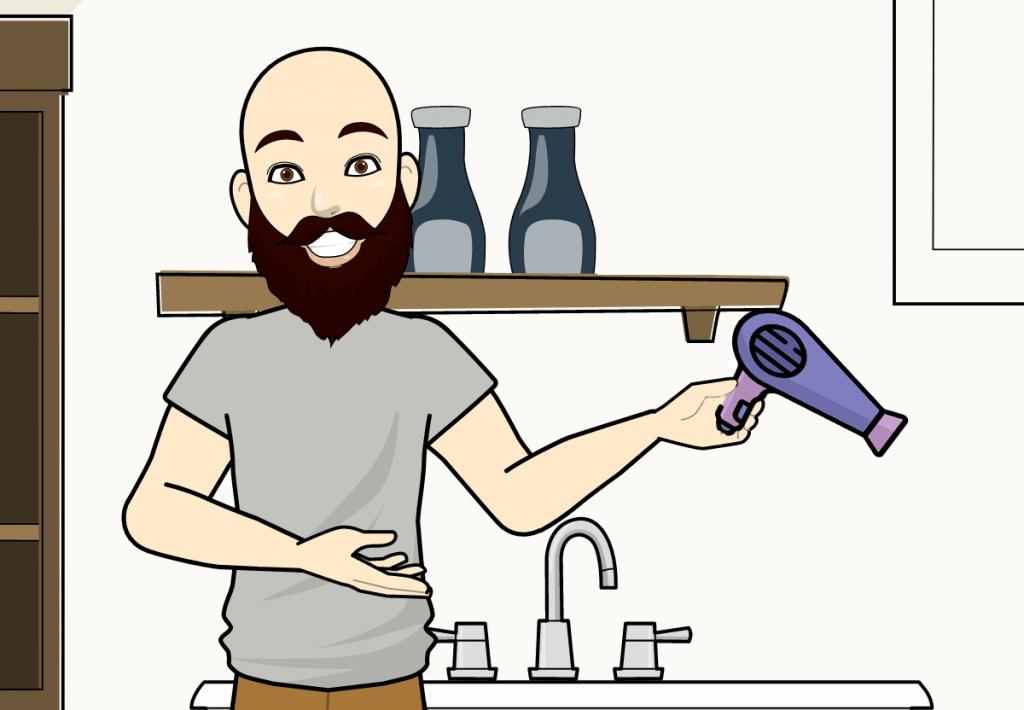 meilleur lisseur pour barbe