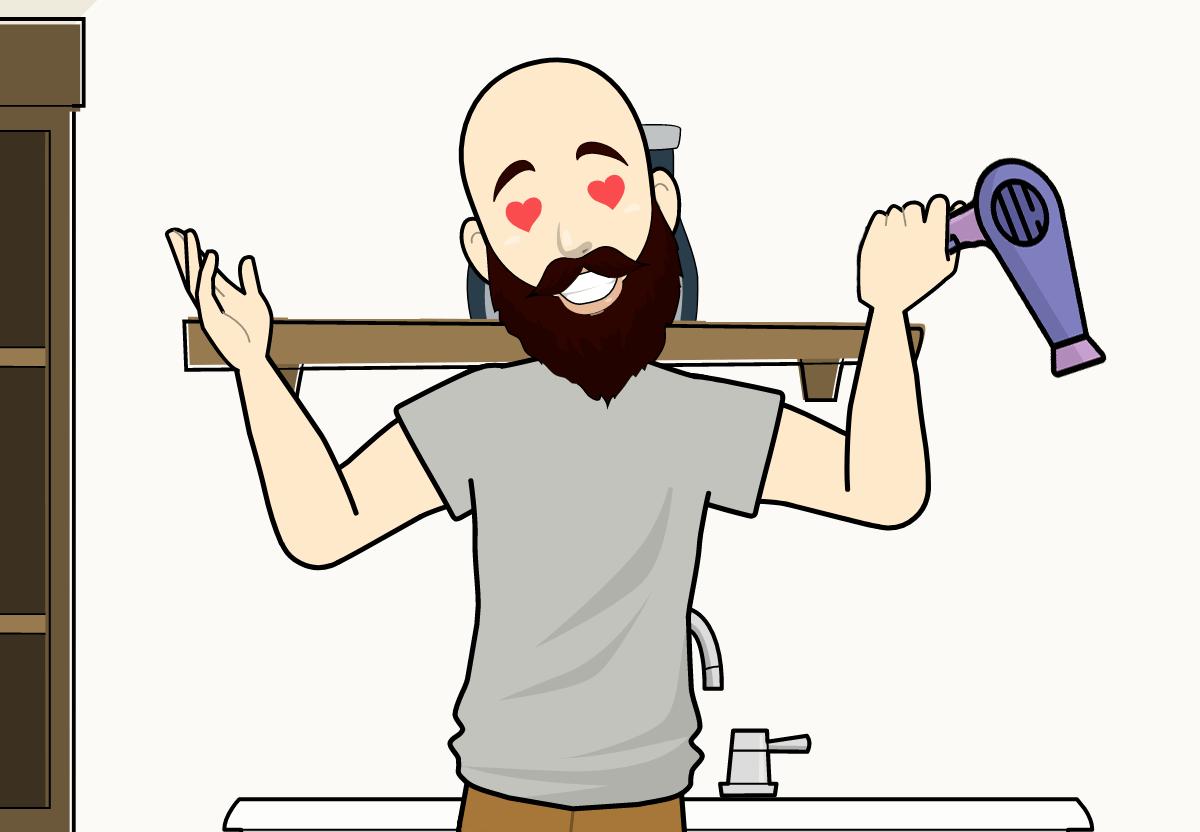 sélection des meilleurs lisseurs pour barbe