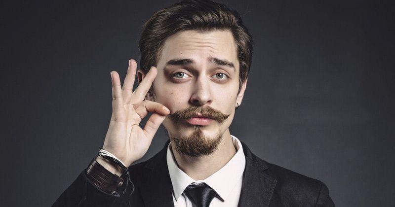 style de moustache tendance